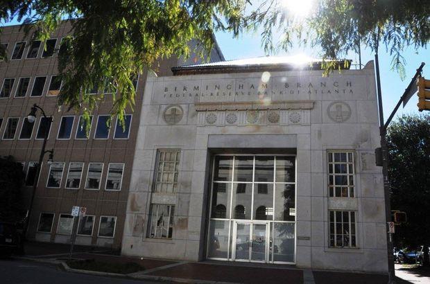 Former Federal Reserve Building 1801 Fifth Avenue North, Birmingham, AL