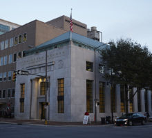 Holiday Open House Held at the Historic Federal Reserve