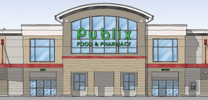 Harbert Realty Services, Inc  to Develop the First Publix