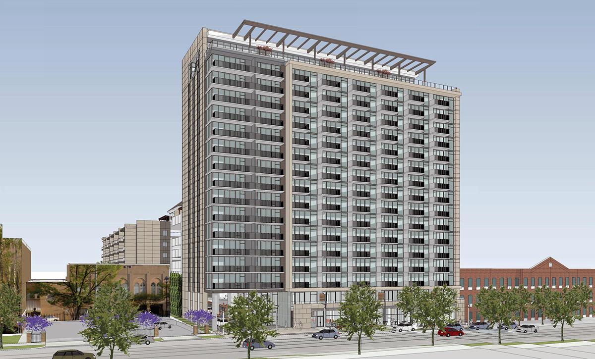 Five Points South Birmingham Apartments
