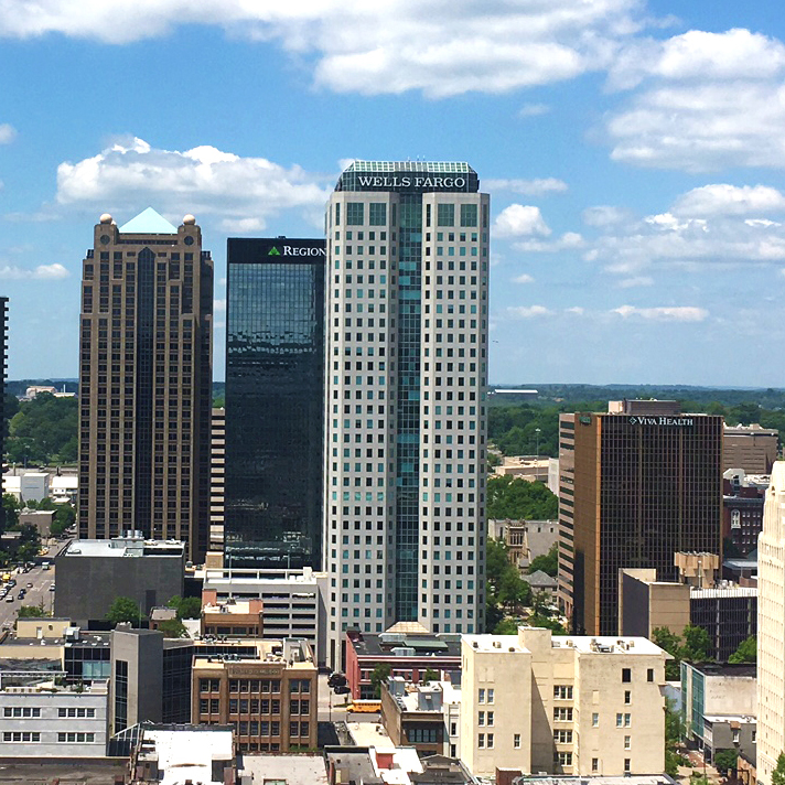 Birmingham Building Trade Towers Birmingham: Harbert Realty Services
