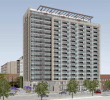 17-story Luxury Apartment Complex Vesta Moves Forward in Birmingham's Five Points South