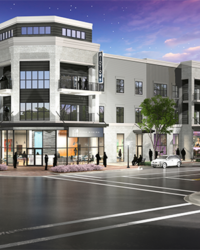 Starkville Mixed use Development