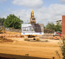 Harbert Realty Celebrates the Groundbreaking of Vesta Apartment Development