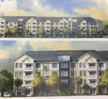 Ground Breaking Held for Savannah Apartment Project – Harbert Represents Developer