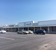 Only 5,950 SF Remain Available at Talladega Plaza Shopping Center