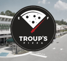 Troup's Pizza Leases 3,030 SF at Heights Village