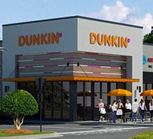 Dunkin' to Open New Location on Highway 280 Near Greystone