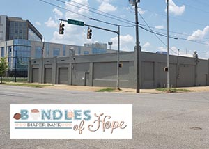 Harbert Retail Represents Growing Non-Profit, Bundles of Hope Diaper Bank